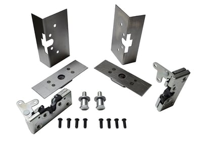 Large Bear Claw Latch Kit
