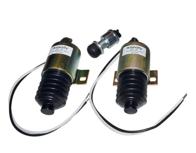 Heavy Duty Solenoids