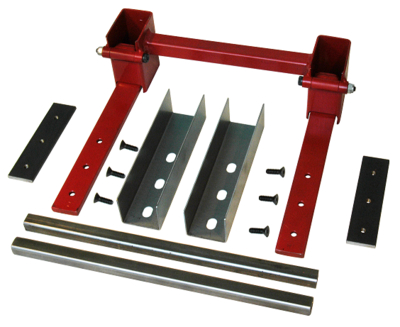 Hinge Kit For Door Jambs Over 3 1 2 Wide