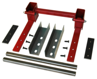 "Hinge Kit For Door Jambs Over 3 1/2"" Wide"