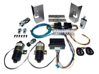 Power Door Kit With Heavy Duty Solenoids